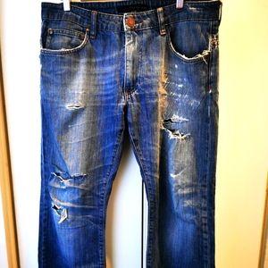 Calvin Klien Bootcut Jean's W34/L34